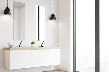 bathroom design in glasgow